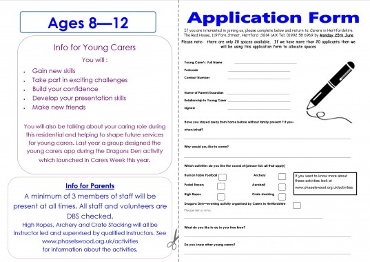 YC residential Application